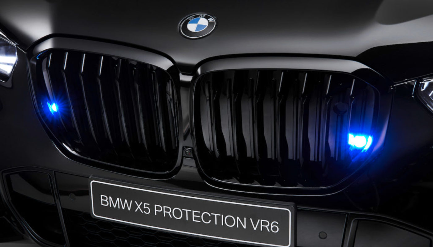 Nowe BMW X5 Protection VR6