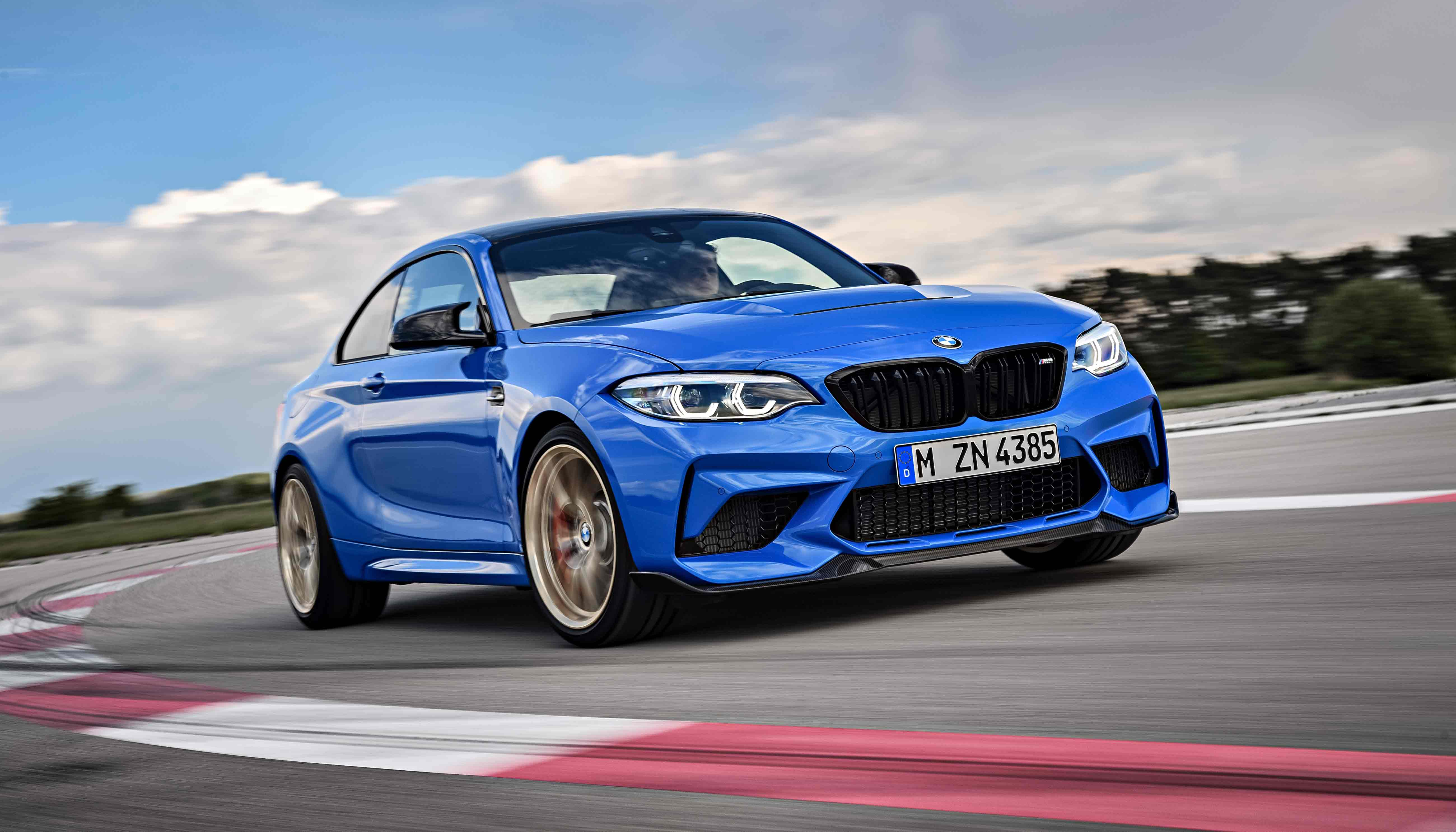 Nowe BMW M2 CS