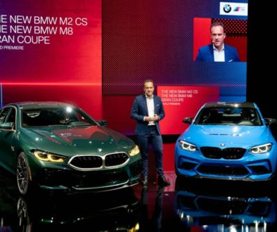 premiery BMW Los Angeles